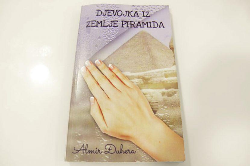 """Objavljeno djelo """"Djevojka iz Zemlje piramida"""""""