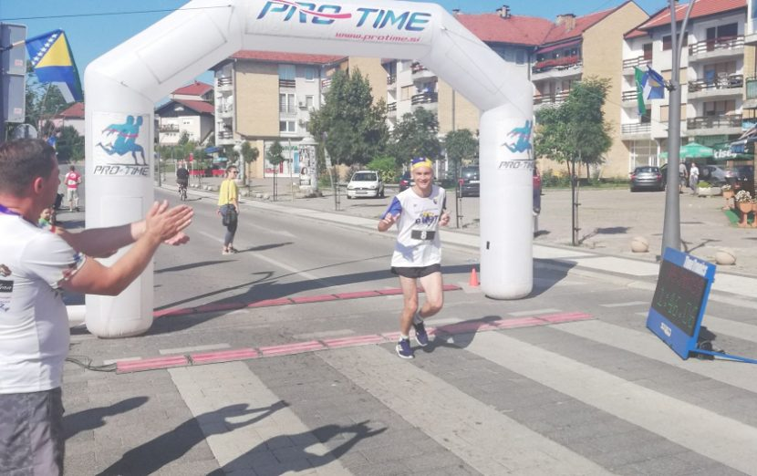 Prvi maraton: Cazinski maraton, kako sam postao maratonac u 48 godini