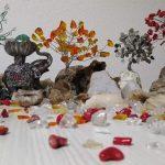 Drvo, kristali, Anela Mahmutagić, sreća